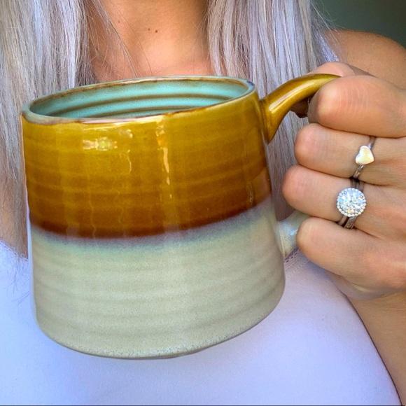 Set of 2 Minimalist Large Coffee / Tea Mugs